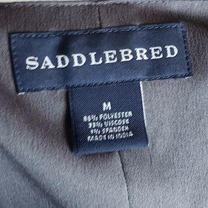 Saddlebred Suit Vest